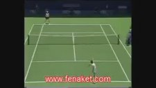 seksi tenisçi kız