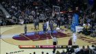 anderson varejao gets the circus shot the fall