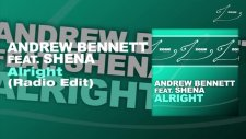 andrew bennett feat shena - alright radio edit