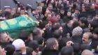 azer bülbül'ün cenaze töreninde izdiham