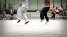 C-Walk Ayak Dansı Dance For Japan !