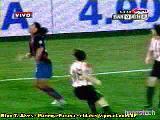 Barcelona - Ronaldinho Dalga Geçiyor