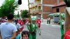 Yeşilyuva Kasabasında Mehteran Gösterisi