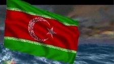 türk islam bayrak ve marsi turan