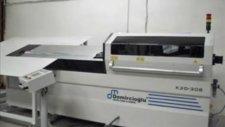 tel bükme makinası k2d 308