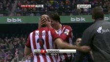 Athletic Bilbao'lu Toquero'da fantastik gol
