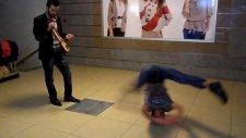Kemençe İle Breakdance   Birleşiyor. Bu Bir İlk........