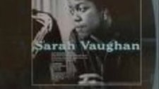 Sarah Vaughan - April In Paris