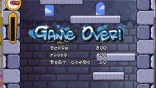 Icy Tower Oynamayı Bilmeyen Şahıs
