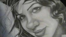 Sevgililer Günü Hediyesi Karakalem Çizimler