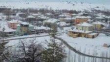 Dedeçam Kasabası Kar Manzaları