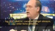 Türkiye 5 senede hristiyan olacak!