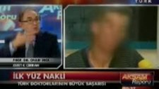 Yüz Nakli Ameliyatı - Prof. Dr. Onur Erol  Habertürk