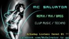 Mc Salvator   Mix Clup ' A Özel Clup Mix , Remix By Mc Salvator - 2012 -