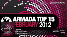 Out Now Armada Top 15 - February 2012