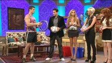 Girls Aloud Exercising on Paul O'Grady Show (Part 2)