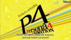 TurkAnime Persona 4 The Animation Blm 1 SoutenSubs