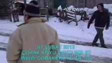 Sibirya Soğukları Çorak Köyü'nde Etkili Oldu. 1 Şubat 2012
