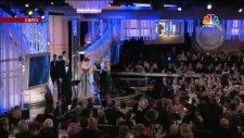 Golden Globes Meltem Cumbul Altın Küre Ödülleri Konuşması