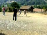 Balıkesir Kepsut Yaylabaşı Köyü Futbol Maçı Görünt