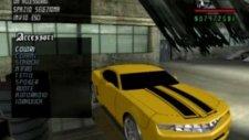 Gta  San Andreas Chevrolet Camaro   Bumblebee