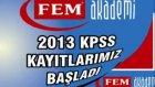 fem akademi 2013 kpss kayıt
