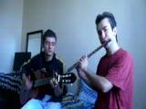 Çav Bella ( Bella Ciao ) Yanflüt (Ogan) Gitar(Mrt)
