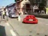lüks araba kazaları