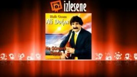 Ali Doğan - Gidene Bak Gidene