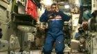 İşte Müslüman astronutun uzaydaki namazı