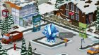 sanalika kar topu savaşı !
