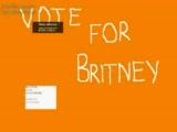 Britney Spears İçin Oy(2008 Ema Ödülleri)