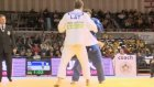 Uchimata judo