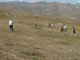 Köy Pikniğinde Maç