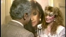 Bergen Acıların Kadını Canlı sahne performansı ve Röporta 1986