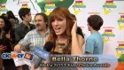 Bella Thorne 2011 Kids' Choice Awards interview