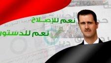 2012.2.Ben Suriye Arap Cumhuriyeti Anayasası ile beraberim