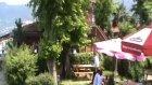 Rize kalesi ve rize manzarası video