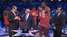 Kevin Durant 2012 all star mvp