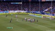 Messi Atletico'yu yıktı! Muhteşem bir frikik golü