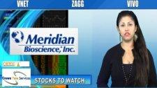 (VNET, VIVO, ZAGG) CRWENewswire Stocks to Watch