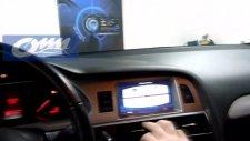 audi a6 touch screen navigasyon multimedia