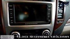 Clarion NX501E Mitsubishi Pajero