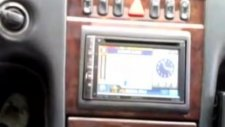 Mercedes E200 Compressor /////Alpine iNE S900R