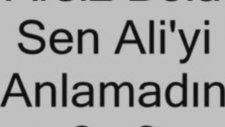Arsız Bela Sen Ali'yi Anlamadın 2oı2