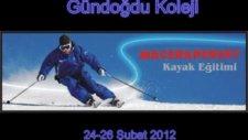 Maceraperest  Gündoğdu Koleji Kayak Eğitimi 24-26 Şubat 2012