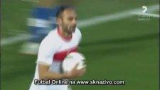 Türkiye 1-2 Slovakya Maç sonucu