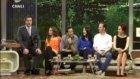 Sarp Apak 'ın Hiç Bir Yerde Olmayan Görüntüsü (İş Görüşmesi ) 2 Mart Beyaz Show 2012