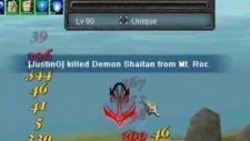 JustinG killed Demon Shaitan  Nr 50