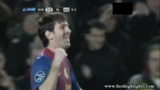 Barcelona ve Messi Leverkusen'i gole boğdu 7-1